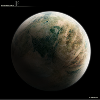 PLANET RESSOURCE  1 by Absolut3