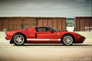 FORD GT by notbland