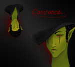 Doodles of Constance by Hot-Gothics