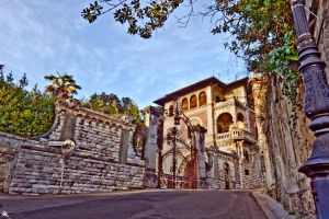 villa streghe2 by FraterOrion
