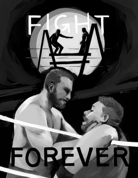 Fight Forever by DoYouLikeKetchup