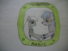 Friendship Is Magic by grandmoonma
