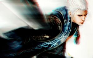 Vergil - DMC4 special edition by Kunoichi1111