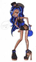 Little Black Dress by ShockTalk