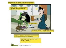 Shego's Story part 2? by LLToon