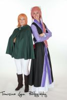 Lacus and Petra 2 by unendingchapters