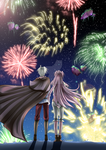 Fireworks by TonkiPappero