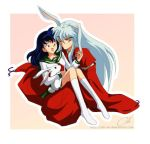 InuKag - Easter by Cati-Art