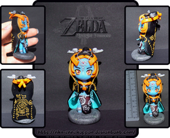 Midna the Twilight Princess 1 by Nko-ennekappao
