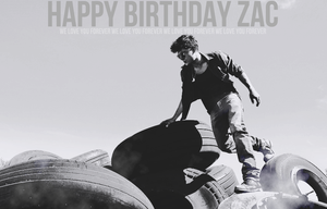 Happy 23rd, Zac by abscenced
