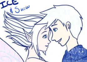 Ice-and-snow by Yami-Horus