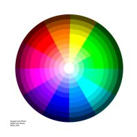 Stepped color wheel by Retro-Eternity