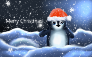 Merry Christmas!! by magicwingsforever