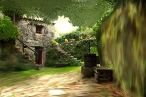 Rustic I by Hermione75
