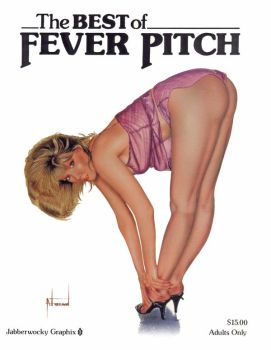 Fever Pitch Cover by maknbacon