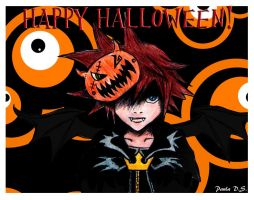 Happy Halloween by DamnBlackHeart