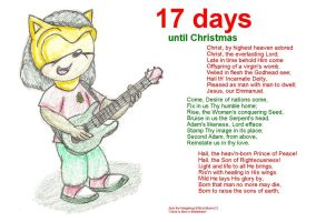 17 days until Christmas 2007 by RyanEchidnaSEAL