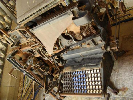 Linotype ages_2 by thanos25red
