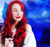 Ariel - The Little Mermaid by Sarina-Rose