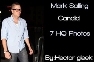 Mark Salling Candid by ThisIsMyHair