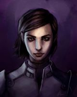 Alice Shepard by TheBoyofCheese