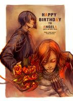 HB to Xin-yii by bakeddeer
