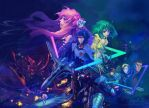 Macross Frontier by SS-Cheong