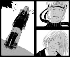 NaruSaku: That Prior Moment by MuseSilver