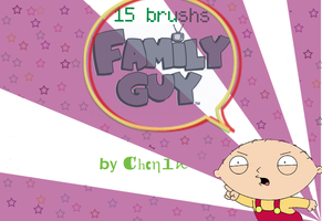 family guy brushs by chchln
