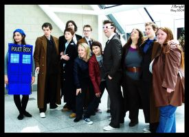 -Photo- Doctor Who Group 2 by pdutogepi