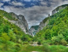 Turzii Gorges by lumixdmc850