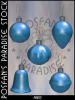 Xmas Baubles 014 by poserfan-stock