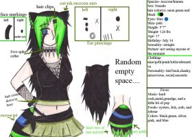 .: Lime -ref sheet- :. by SapphireItrenore