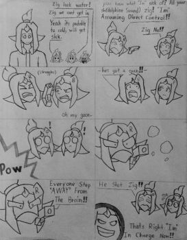 (Wakfu comic) the pool part 2 by jayshipp313