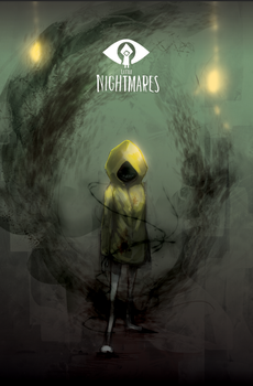 Little nightmares by MEGA1126