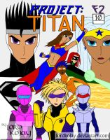 color test-Project: Titan ep10 by LordKojay