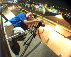 Night Shoot at Sydney by nedg67