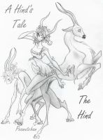 A Hind's Tale: The Hind by peanutchan