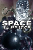 Space Eldritch Book Cover by zombiecarter