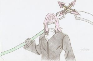 marluxia by HeartlessHollow07