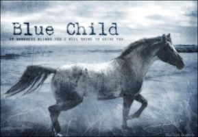 Blue Child by akuinnen24