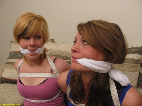 2gagged by HardendDevin