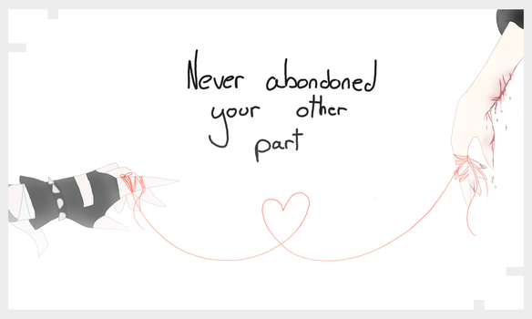 You never be abondoned by Crystal890