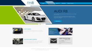 Commerce website by lidingling