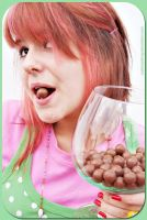 Maltesers Girl by OrdinaryThing