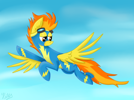 Spitfire by Hilis
