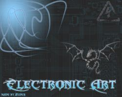 Electronic Art by teor2