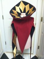 Ghirahim's cloak by calorline