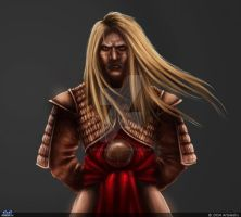 Prince Nuada from Hellboy:Golden Army by SkybladeRus