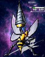 Beedrill's Hidden Ability by SephyreDelmalo